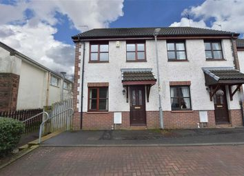 Thumbnail 2 bedroom end terrace house for sale in Riglands Gate, Renfrew