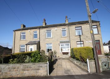 Thumbnail 3 bed mews house for sale in Peep Green Road, Liversedge