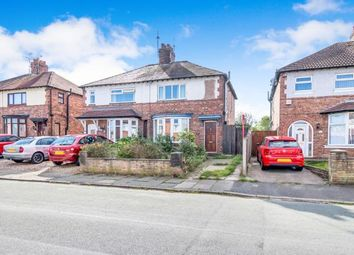 Thumbnail 3 bed semi-detached house for sale in Jubilee Avenue, Crewe, Cheshire