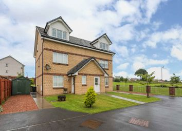 Thumbnail 3 bed semi-detached house for sale in Balvenie Drive, Kilmarnock, East Ayrshire