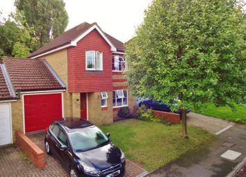 Thumbnail 3 bed detached house to rent in Beech Hurst Close, Maidstone