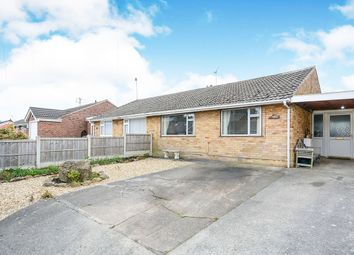 Thumbnail 2 bed bungalow for sale in Cromford Close, North Wingfield, Chesterfield, Derbyshire