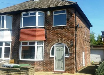 Thumbnail 3 bedroom semi-detached house for sale in Burnholme Drive, York