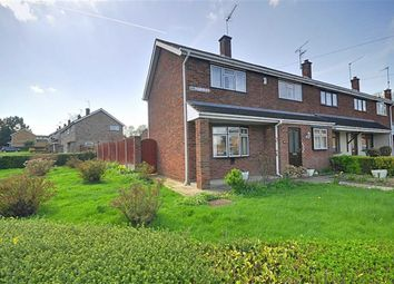 Thumbnail 3 bed semi-detached house for sale in Nibley Close, Worcester
