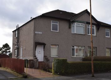 Thumbnail 3 bed flat for sale in 59 Dryburn Ave, Hillington, Glasgow