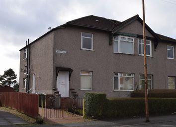 Thumbnail 3 bedroom flat for sale in 59 Dryburn Ave, Hillington, Glasgow