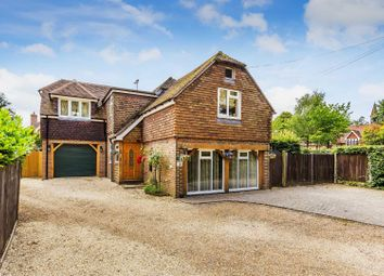 Thumbnail 4 bed detached house for sale in London Road, Liphook