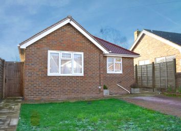 Thumbnail 2 bedroom detached bungalow to rent in New Road, Worthing