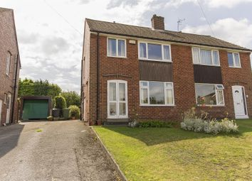 Thumbnail 3 bed semi-detached house for sale in Johnstone Close, Chesterfield