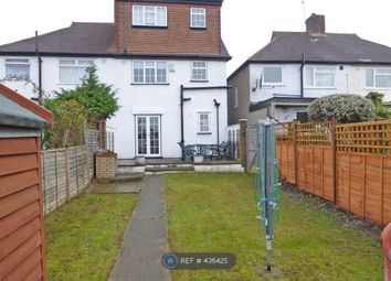 Thumbnail 4 bed semi-detached house to rent in East Rochester Way, Sidcup