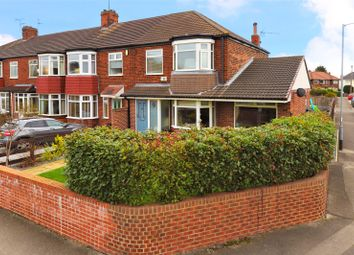 3 bed end terrace house for sale in Springhead Avenue, Hull HU5