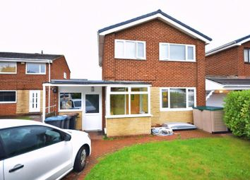 Thumbnail 3 bed link-detached house for sale in Millfield Close, Chester Le Street