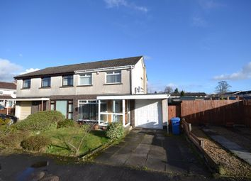 Thumbnail 3 bed semi-detached house for sale in Hazel Road, Banknock