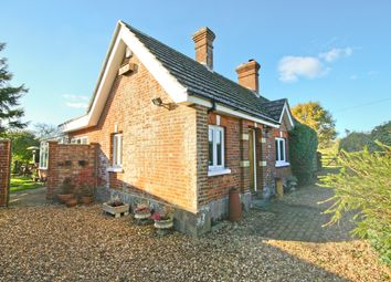 Thumbnail 2 bed detached bungalow for sale in Kent Lane, Harbridge, Ringwood