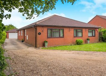 Thumbnail 3 bed detached bungalow for sale in St Pauls Road North, Walton Highway, Wisbech