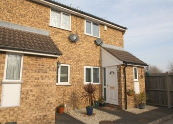Thumbnail 1 bed end terrace house for sale in King Acre Court, Moor Lane, Staines-Upon-Thames, Surrey