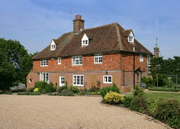 Thumbnail 5 bed detached house for sale in Willards Hill, Robertsbridge, East Sussex