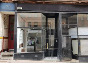 Thumbnail Retail premises to let in 274 High Street, Glasgow