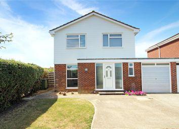 Thumbnail 4 bed detached house for sale in Fairway, Littlehampton