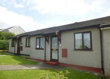 Thumbnail 1 bed bungalow for sale in Callington, Cornwall