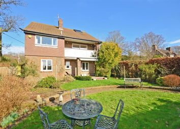 Thumbnail 3 bed detached house for sale in Batts Lane, Pulborough, West Sussex