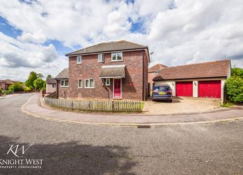 Thumbnail 3 bed detached house for sale in Briarwood End, Highwoods, Colchester