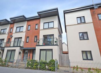 Thumbnail 4 bed terraced house for sale in Stunning Modern House, Millennium Walk, Newport