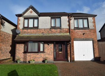 Thumbnail 4 bed detached house for sale in Parklands Drive, Askam-In-Furness