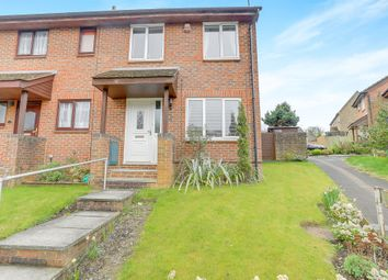 Thumbnail 3 bed end terrace house for sale in Detling Road, Tollgate Hill, Crawley