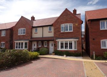 Thumbnail 3 bed semi-detached house for sale in Holcroft Drive, Cuddington, Northwich, Cheshire