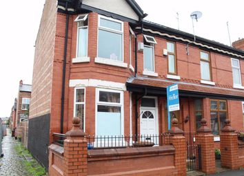Thumbnail 3 bed end terrace house for sale in Elmswood Avenue, Manchester
