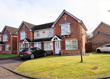 Thumbnail 4 bedroom semi-detached house for sale in Donaldswood Park, Paisley