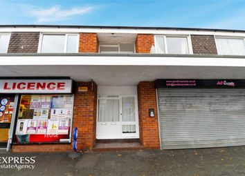 Thumbnail 2 bed flat for sale in Coleridge Way, Crewe, Cheshire