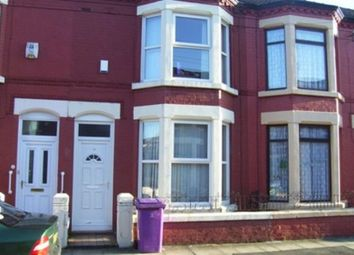 Thumbnail 4 bedroom property to rent in Liscard Road, Wavertree, Liverpool