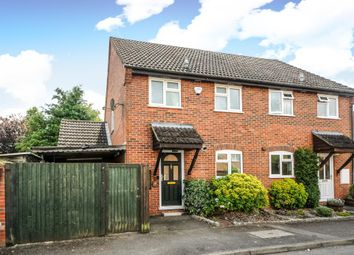 Thumbnail 3 bedroom semi-detached house for sale in Russell Road, Newbury
