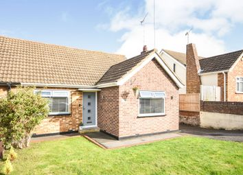 Thumbnail 2 bedroom semi-detached bungalow for sale in High Mead, Rayleigh