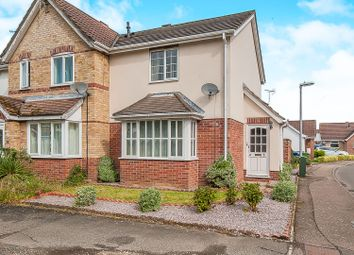 Thumbnail 3 bedroom end terrace house for sale in Redwing Drive, Wisbech