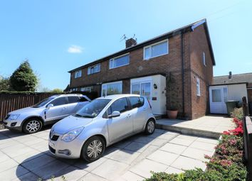 Thumbnail 4 bed semi-detached house for sale in Leeswood Road, Wirral