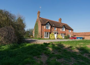 Thumbnail 3 bed semi-detached house to rent in Hanover Farmhouse, Hanover Farm, Addington