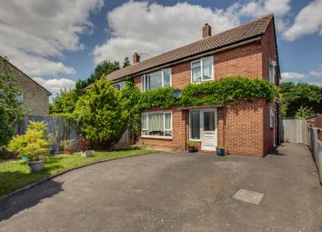 Thumbnail 4 bed semi-detached house for sale in Tyrrells Way, Sutton Courtenay, Abingdon
