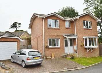 Thumbnail 4 bed detached house for sale in Queens Gate, East Cowes