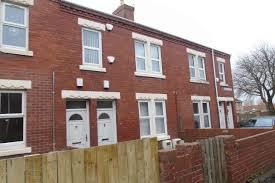 Thumbnail 3 bed duplex for sale in Queen Street, Ashington