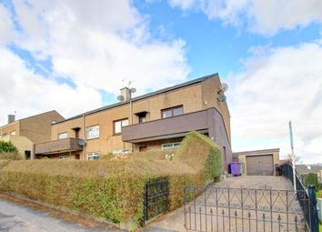 Thumbnail 3 bed flat for sale in Penneld Road, Glasgow