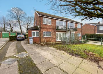 Thumbnail 2 bed flat for sale in Redesmere Drive, Alderley Edge