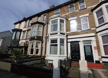 Thumbnail 1 bed flat to rent in Cocker Street, Blackpool, Lancashire