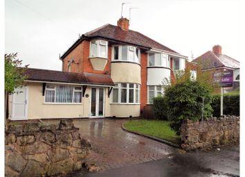 Thumbnail 4 bedroom semi-detached house for sale in Glenwood Road, Birmingham