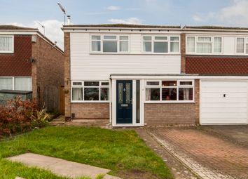 3 bed semi-detached house for sale in Ferrers Close, Castle Donington, Derby DE74