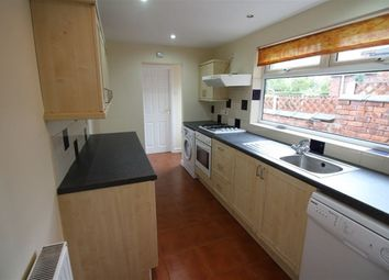 Thumbnail 2 bed terraced house to rent in Park View, Nantwich
