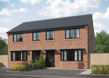 Thumbnail 3 bed semi-detached house for sale in Broadway, Failsworth, Oldham
