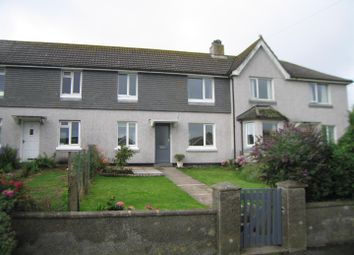 Thumbnail 2 bedroom terraced house to rent in Chywoone Avenue, Newlyn, Penzance